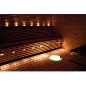 Belysning   Cariitti Fiberbelysning VPL20-N211 Led projektor med 10+1 fibrer.