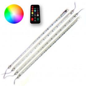 Ljusterapi   Värmetålig LED-list Paket   4x Längd 700 mm, Bredd 20 mm