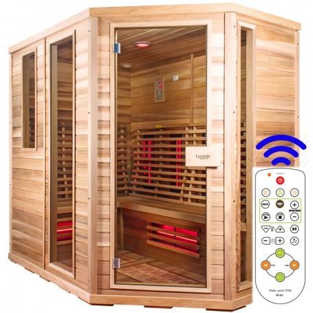 Sauna relax lux