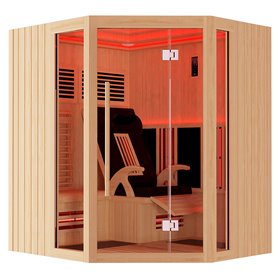 Nordic Relax Sauna Corner